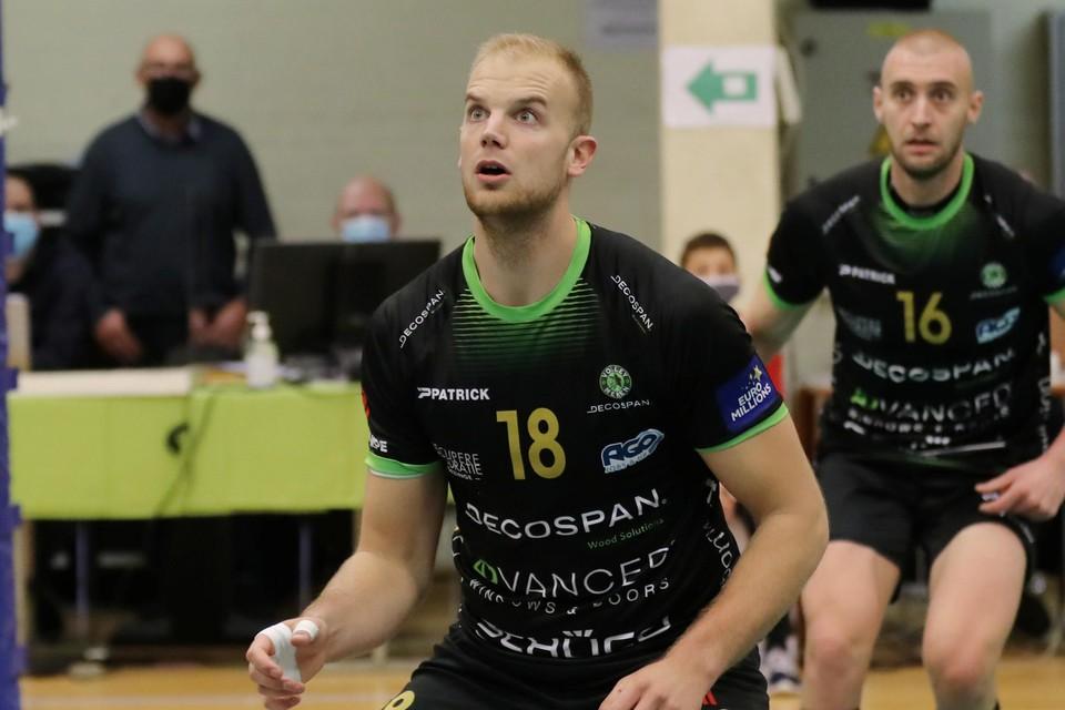 Lommelaar Martijn Colson.