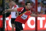 thumbnail: Philip Milanov is er donderdag op het WK atletiek in Peking in geslaagd zich te plaatsen voor de finale van het discuswerpen.