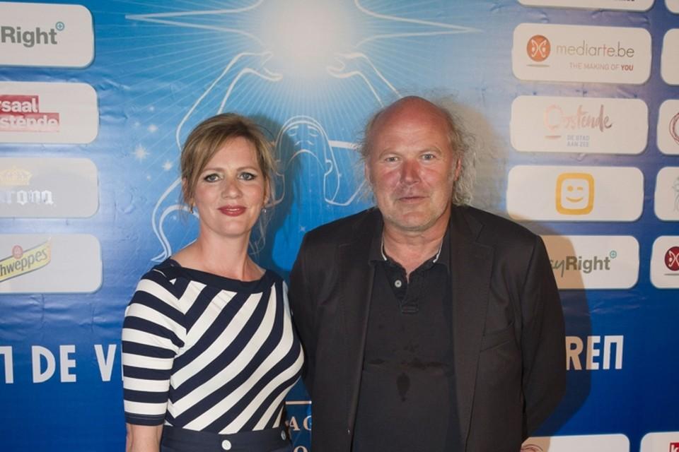 <P>Maaike Cafmeyer en partner</P>