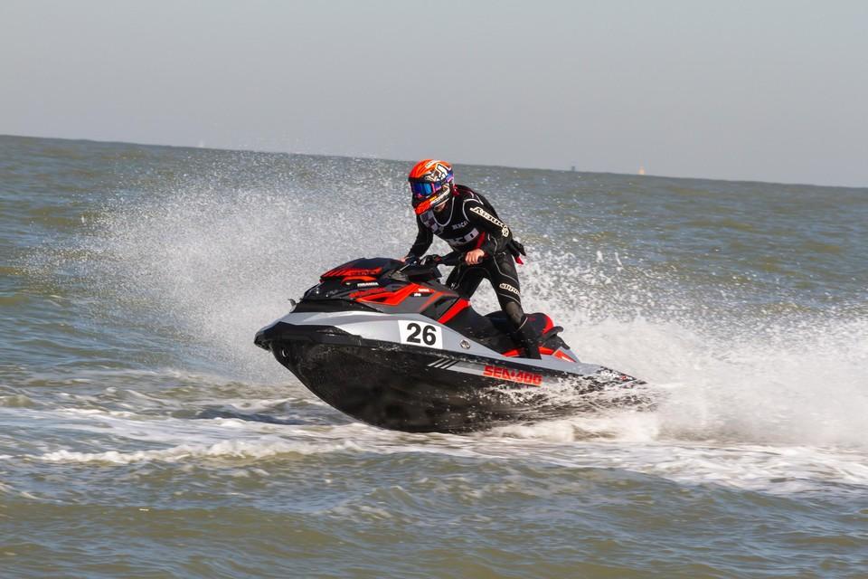 Dit weekend ontvangt Lumma Ski powerboaten en jetski's.
