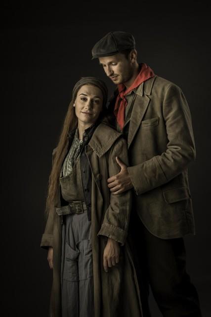 Ianthe Tavernier en Michiel De Meyer zullen de rollen van Nette Scholliers en Jan De Meeter vertolken.