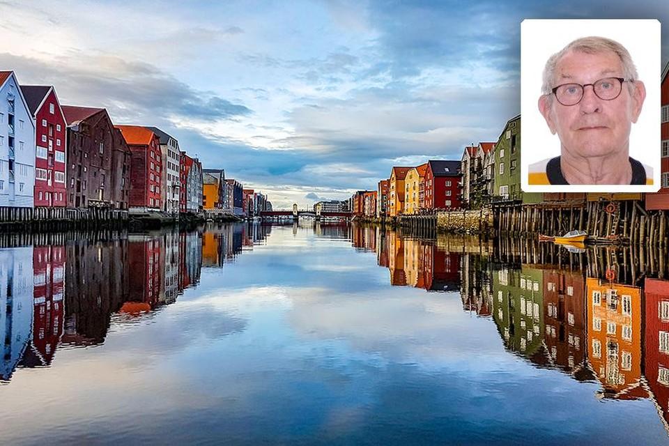 De Noorse provincie Trøndelag is de enige groene zone van Europa. Inzet: Camille Pierre (79) woont er al 54 jaar.