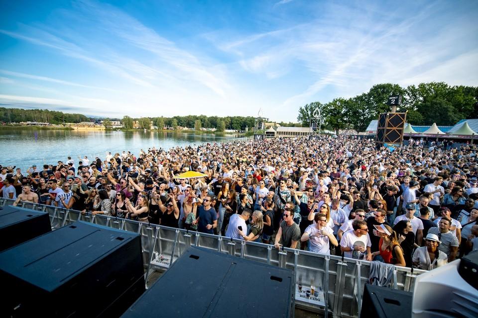 Met zo'n 55.000 bezoekers werd Extrema Extra het grootste festival in België dit jaar.