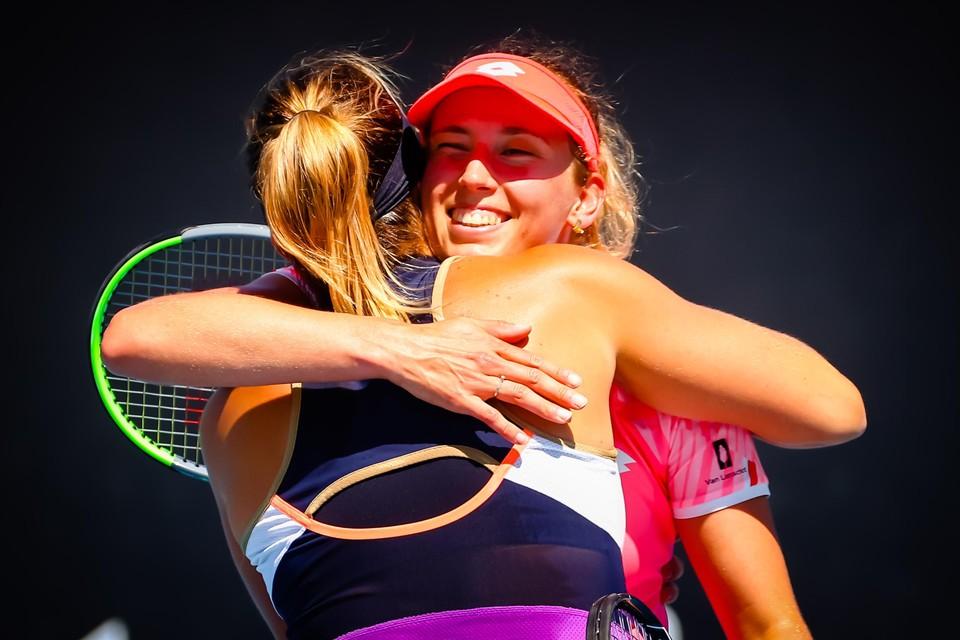 Elise Mertens en Aryna Sabalenka zijn al twee jaar een uitstekende tandem.
