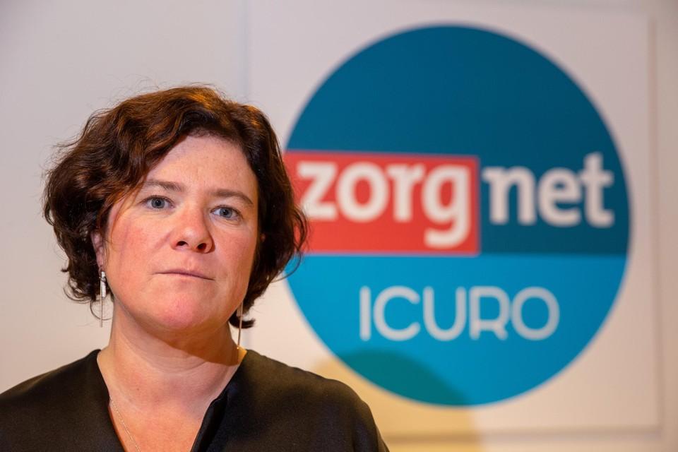 Margot Cloet van zorgkoepel Zorgnet-Icuro