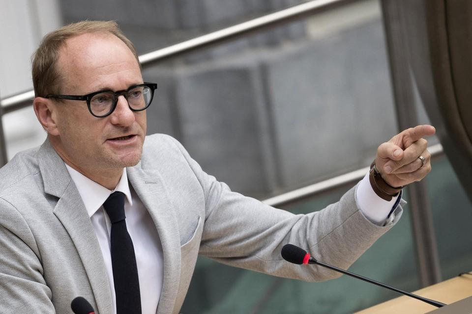 Minister van Sport Ben Weyts.