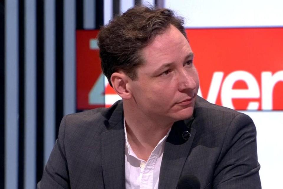 Sam Brokken nam op 14 februari deel aan een debat in De Zevende Dag over de vaccinatiecampagne.