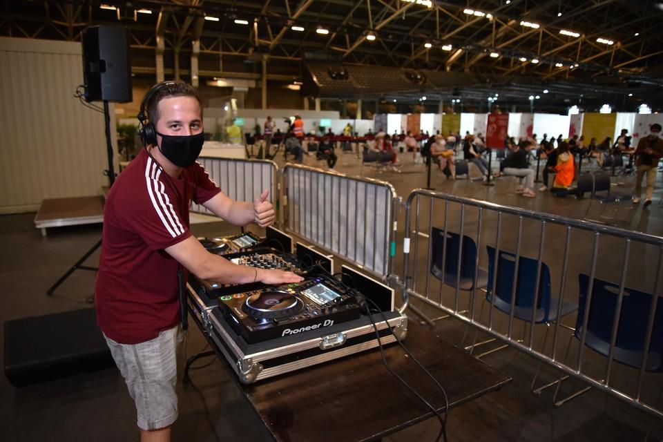 DJ Flavour Drop & Jewels gaf het beste van zichzelf.
