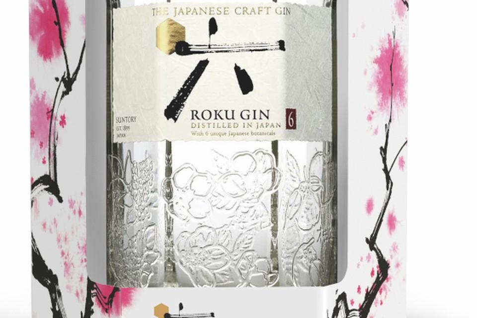 Gin -  29,95 euro - Roku Gin