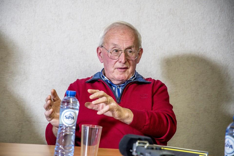 Oud-burgemeester Serge Louwet