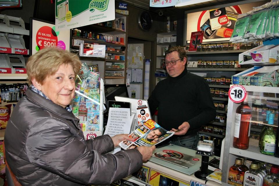 Als het van het Franse Nickel afhangt, kunt u straks ook geld afhalen in uw krantenwinkel.