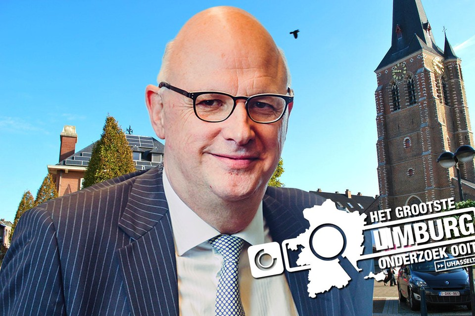 Burgemeester Fons Verwimp (sp.a-SPiL)