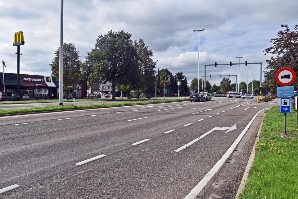 De hoofdwerken ter hoogte van de kruising van de Stationsstraat (N746) zullen in 2022 starten.