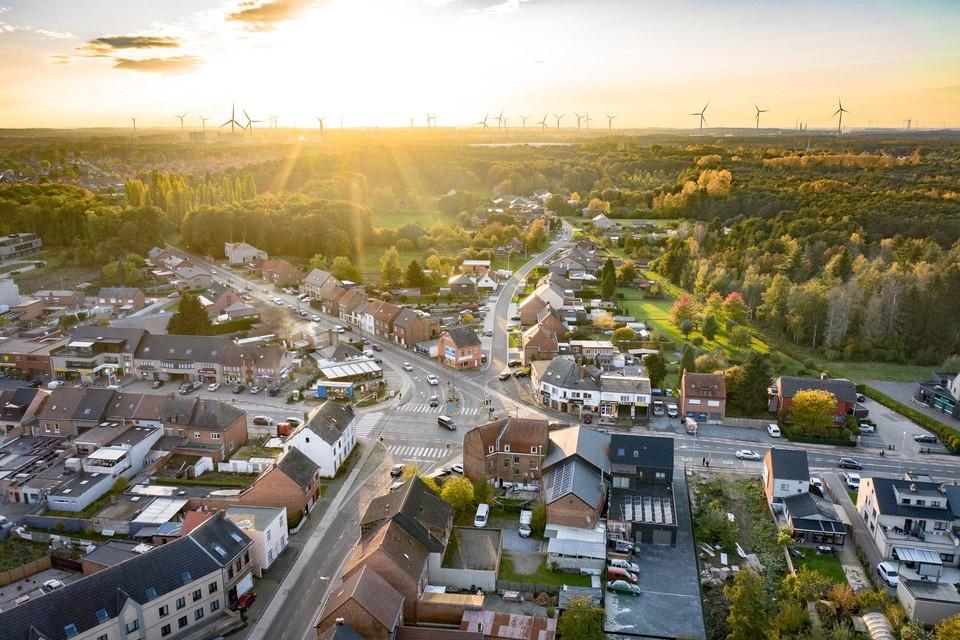 Beringen telt maar liefst 322 hectare onbebouwd woongebied, dat is meer dan de 212 hectare woonvoorraad van Antwerpen.