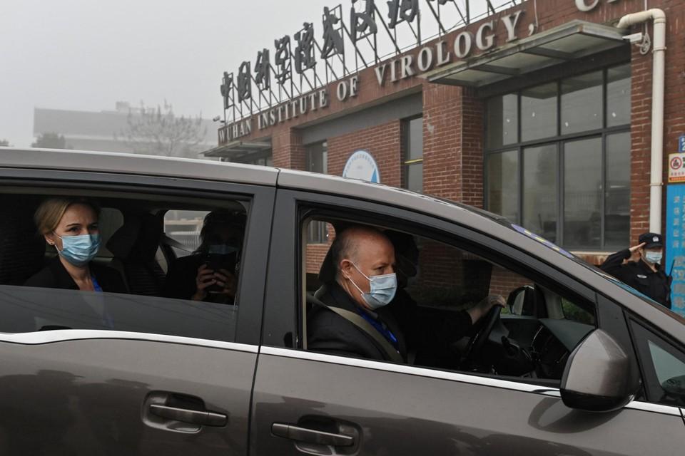Een onderzoeksteam van de WHO deed dit jaar al onderzoek in en rond Wuhan.