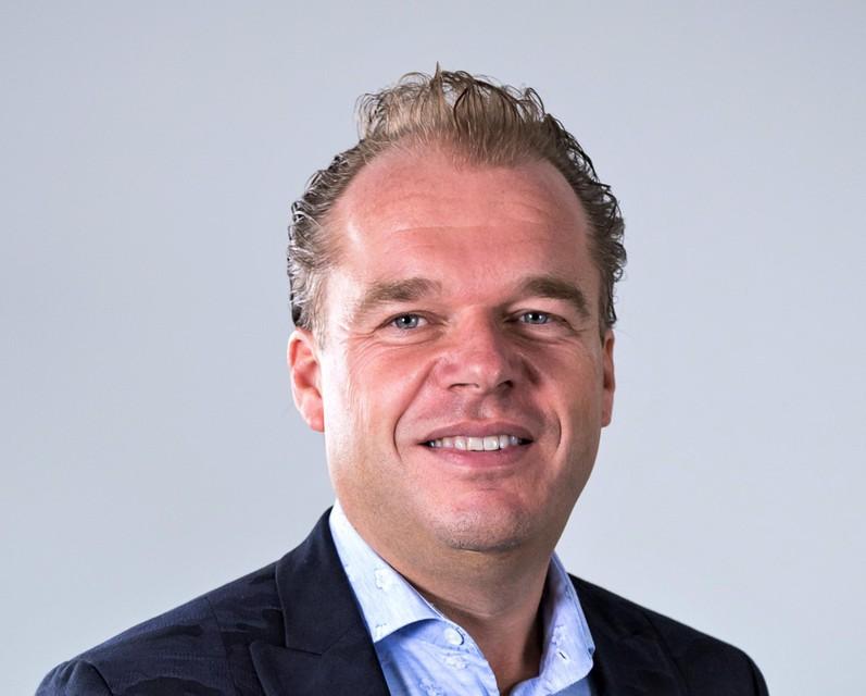 Burgemeester Mark Vos