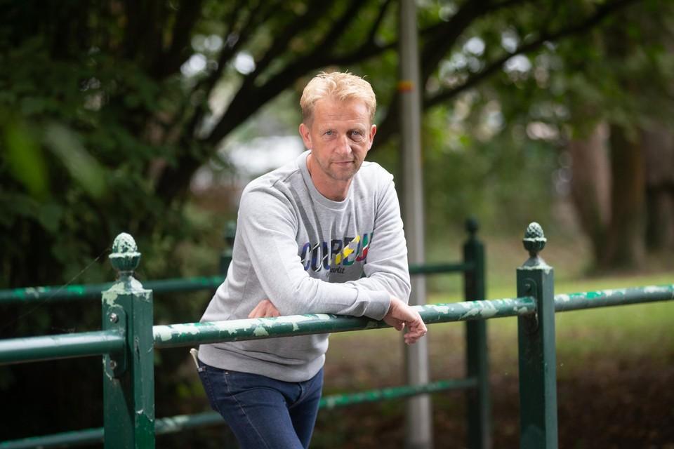Alken-coach Alain Peetermans zag vooral jongeren de vertrekkende sterkhouders vervangen.