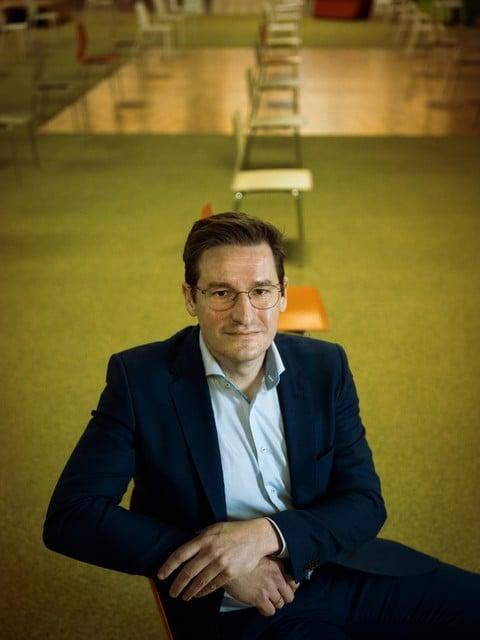 Professor medische ethiek Wim Pinxten (UHasselt).