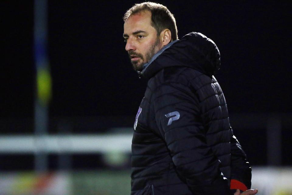Patro-coach Stijn Stijnen.
