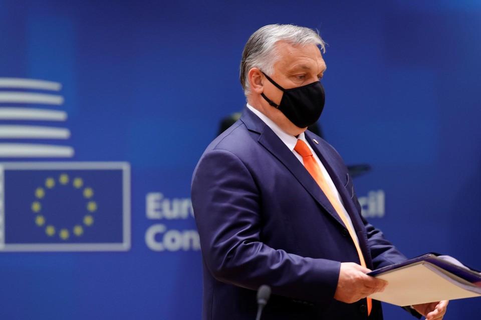 Hongaars premier Viktor Orbán.