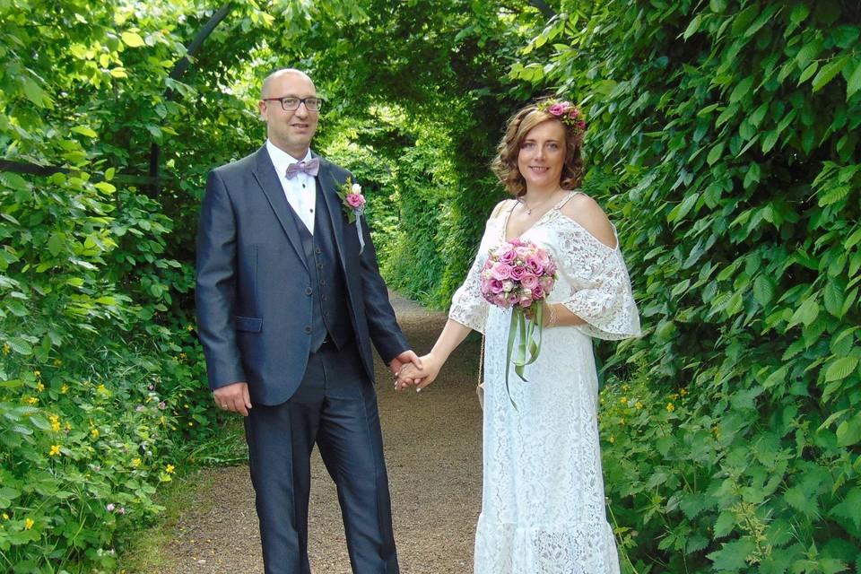 Johan en Irina Lambregs-Kostyk