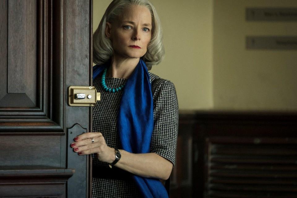Jodie Foster als advocate Nancy Hollander