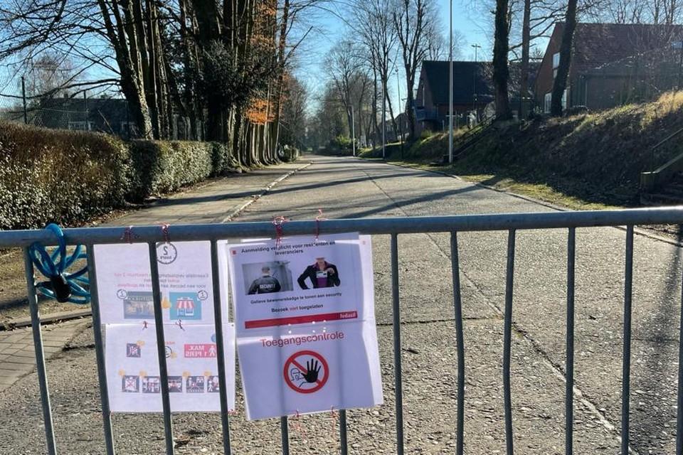 Het asielcentrum blijft tot zeker half maart gesloten.
