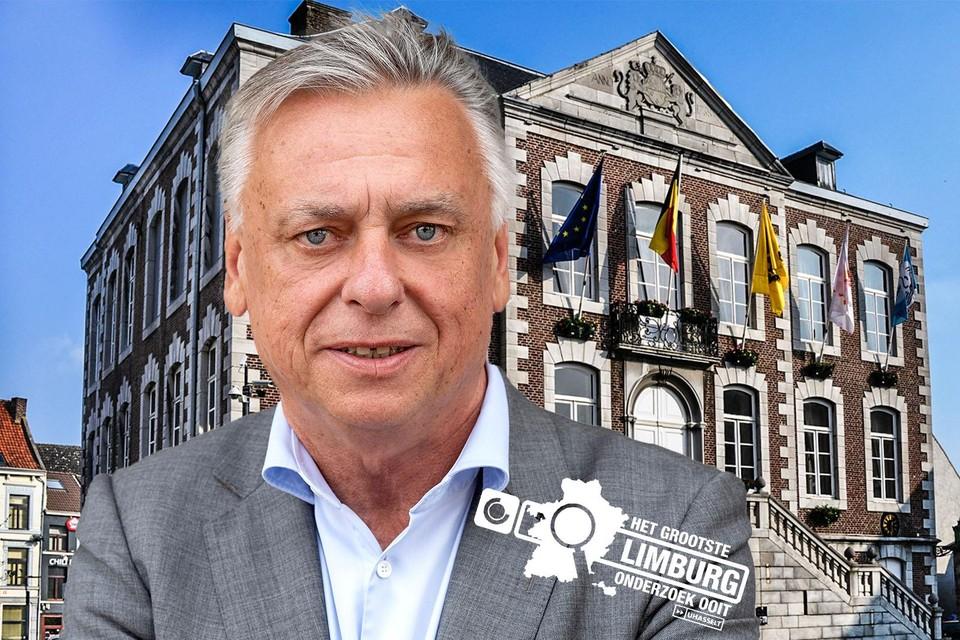 Burgemeester Patrick Dewael.