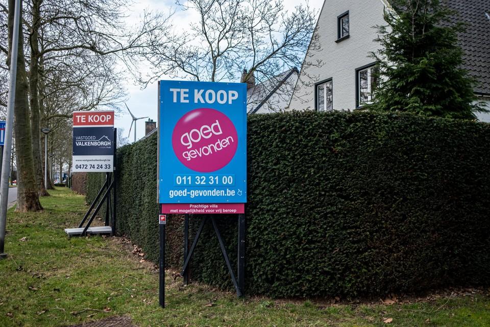 Een gemiddelde woning kost in Limburg nu net geen 275.000 euro. Vijf jaar geleden was dat nog 200.000 euro.