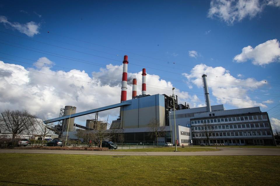 De grootste klimaatwinst is in Limburg in 2016 geboekt na de sluiting van de elektriciteitscentrale van Langerlo.
