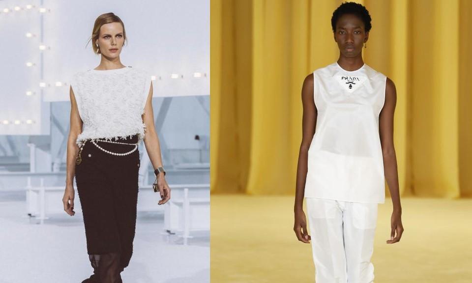 Chanel / Prada