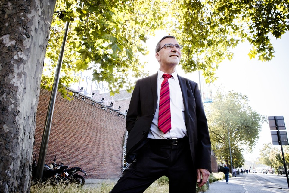 Ook Luc De Schepper, rector van de UHasselt, staat achter de brief.