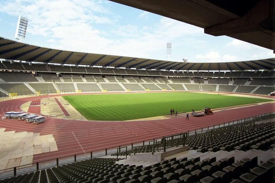 Een maximum van 400 bezoekers: heeft dat wel zin voor een megastadion als pakweg Koning Boudewijnstadion?
