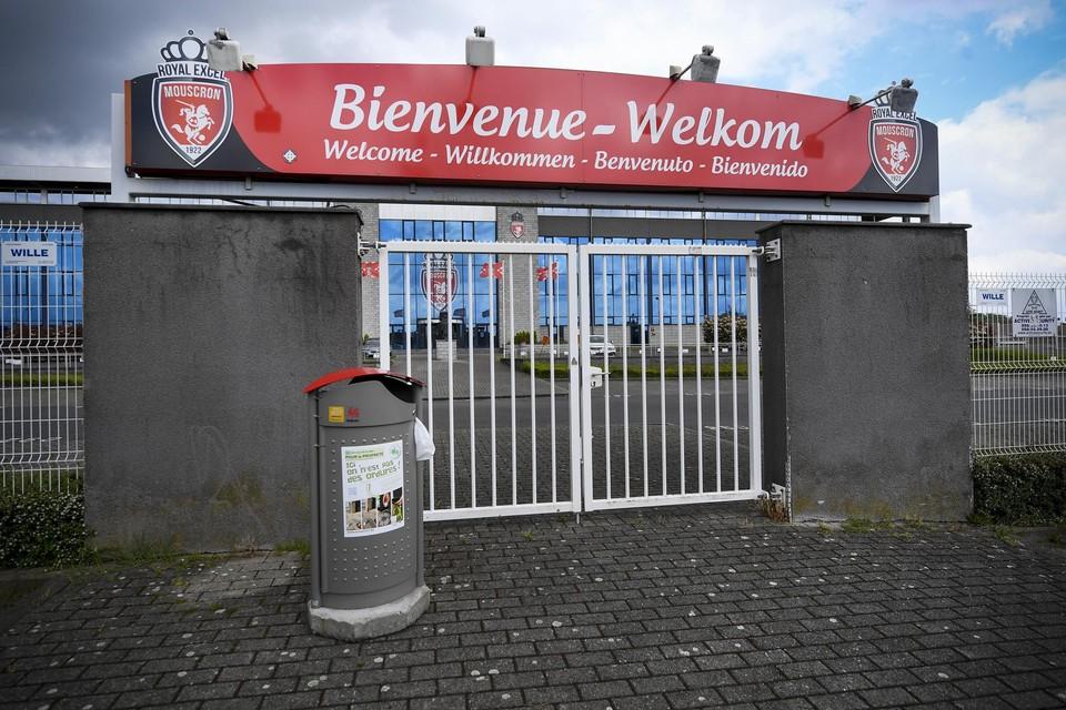 De poorten op Le Canonnier blijven zondag allicht gesloten.