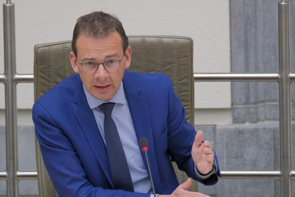 Vlaams minister Wouter Beke (CD&V).