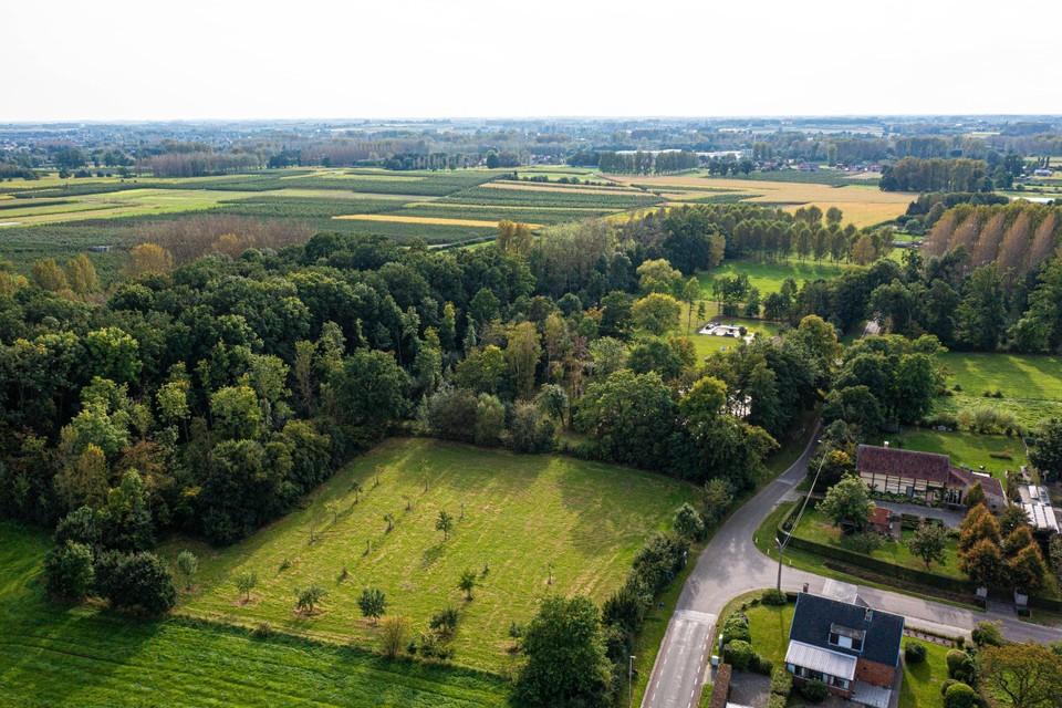 Eerder stelde de burgemeester van Alken al voor om ee nstukje Wellen te kopen om zo de fusiegesprekken met Kortessem te kunnen opstarten.