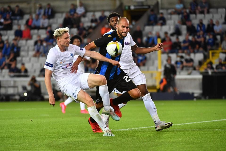 """""""Club Brugge en Genk steken er op alle vlakken bovenuit"""", aldus analist Jacky Mathijssen."""