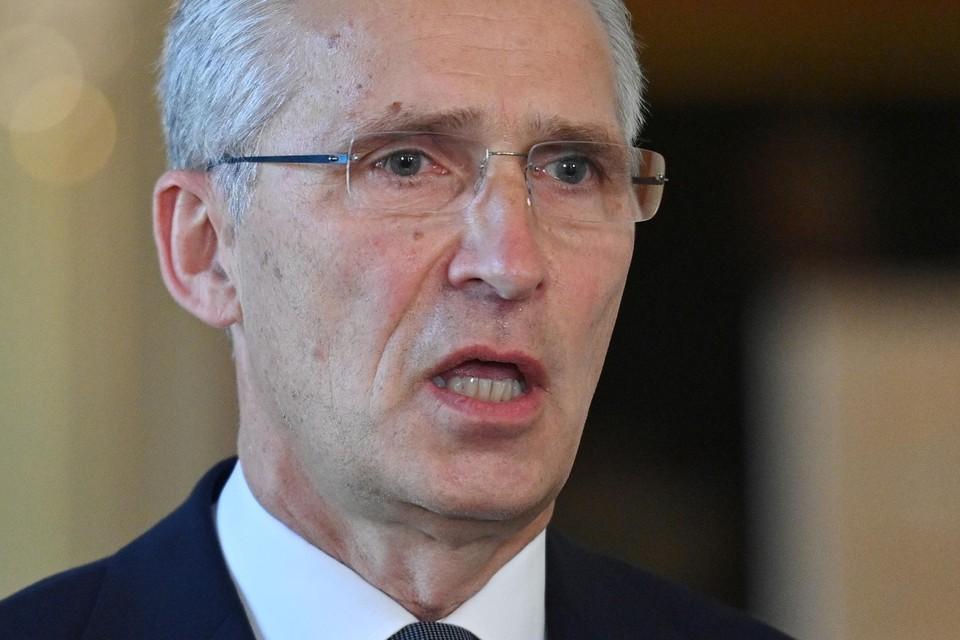 Volgens secretaris-generaal Jens Stoltenberg is het vertrouwen binnen de NAVO wel intact gebleven.