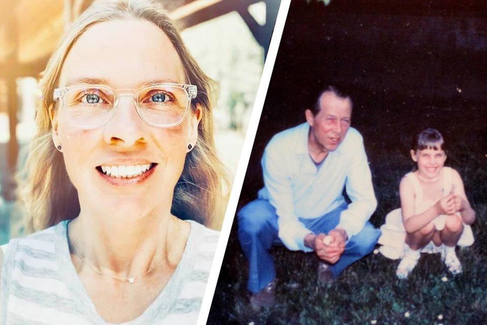 Links: Christie-Claire Colla. Rechts: Leo en Christel Kasprzak.