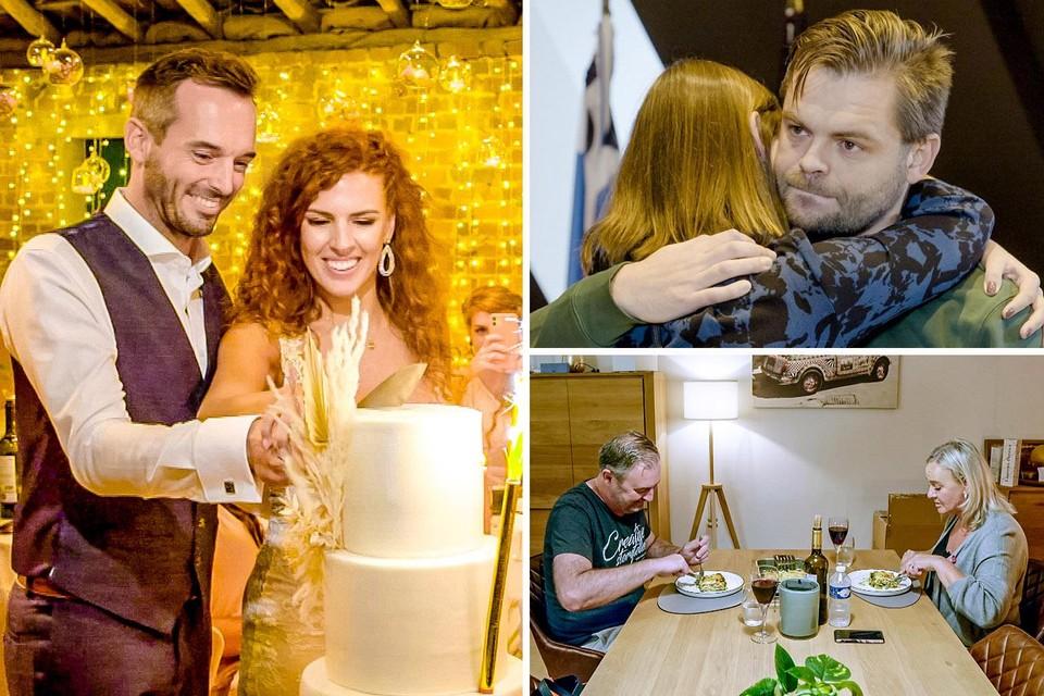 Liefdesgeluk voor Candice en Marijn, hartzeer voor de andere drie koppels: ook dit jaar levert 'Blind getrouwd' maar één geslaagd huwelijk op.