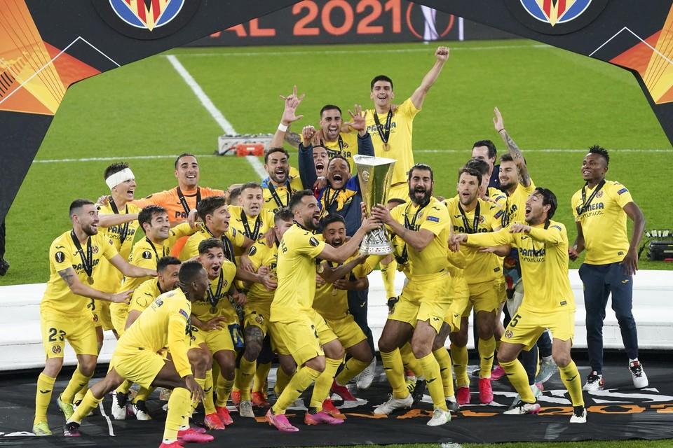 De Europa League-winst van Villarreal betekent slecht nieuws voor KRC Genk.