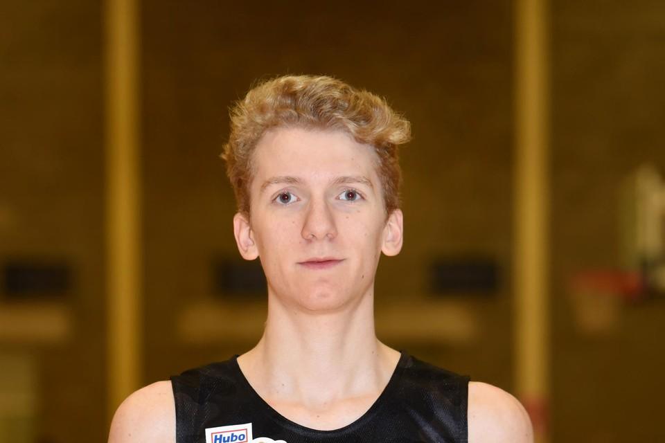 Vanderhoydonck nam in 2019 deel aan de Youth Olympics in het 3x3 basketbal