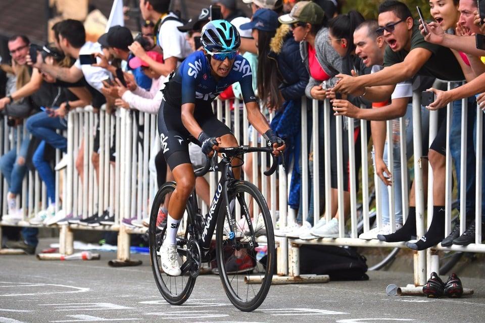 De Colombiaan Iván Ramiro Sosa won de voorbije twee edities in Burgos.
