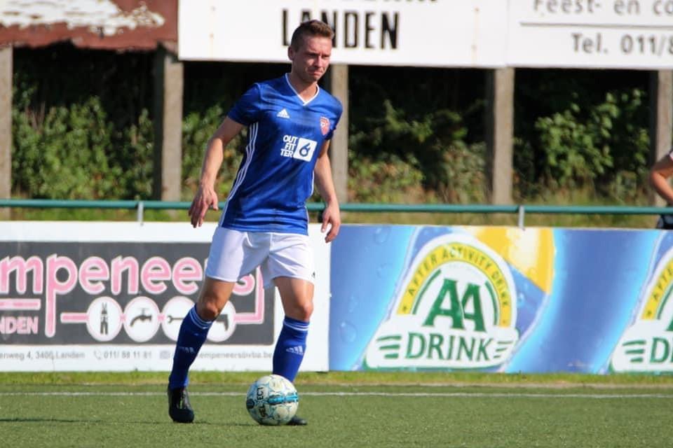 Op één seizoen bij Jeuk (2014-2015) na, verdedigde Max sinds 2006 elke week het Landense zwart-rood.