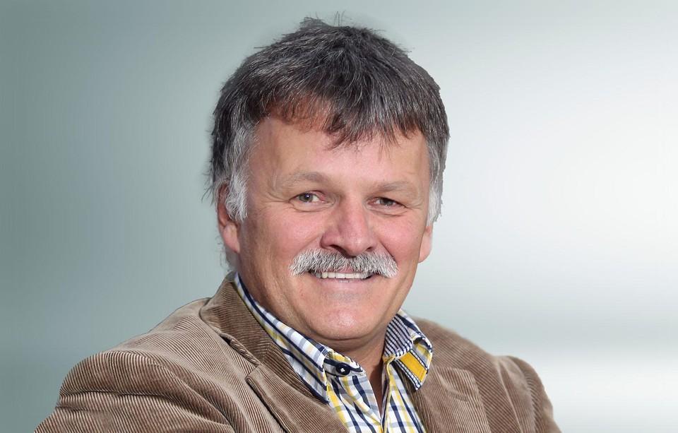 Burgemeester Rik Kriekels