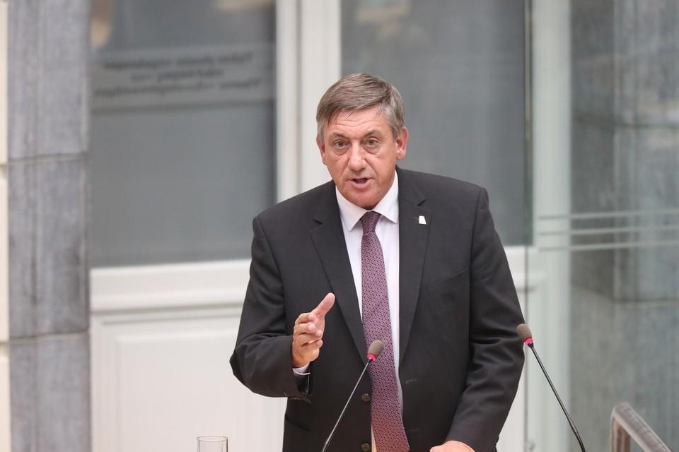 Vlaams minister-president Jam Jambon