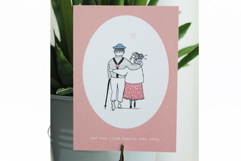 Voor liefhebbers van sprookjes met een happy ending - Studio Marcel - 2,50 euro via studiomarcelshop.be