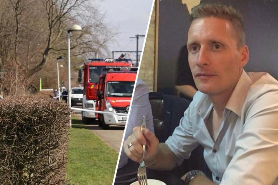 Slachtoffer David Polfliet werd aangetroffen langs de spoorweg