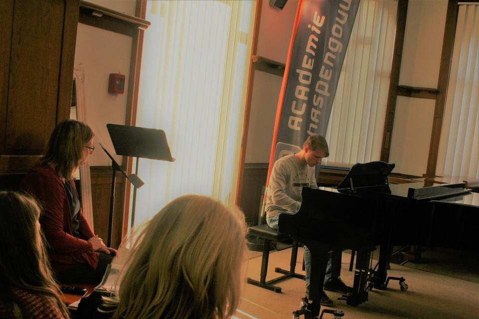 Nog tot en met 19 juni kan je jouw favoriete muziekinstrument uitproberen tijdens een gratis proefles in Academie Haspengouw.