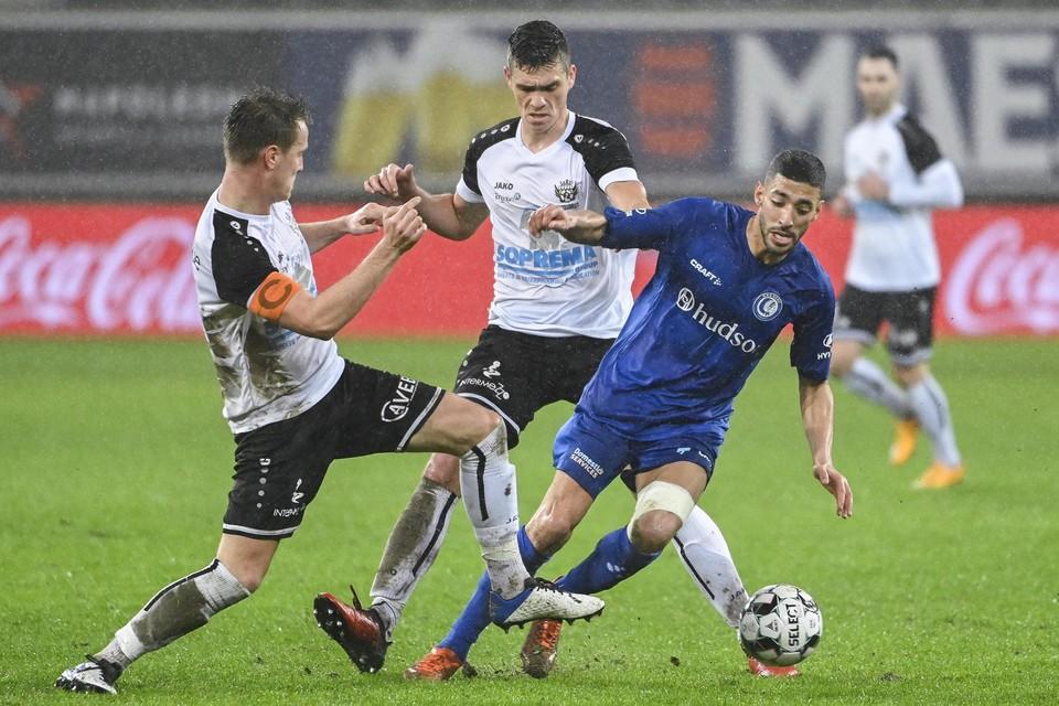 De bekerwedstrijd tegen AA Gent was de laatste wedstrijd. Heur-Tongeren wordt opnieuw SK Tongeren.